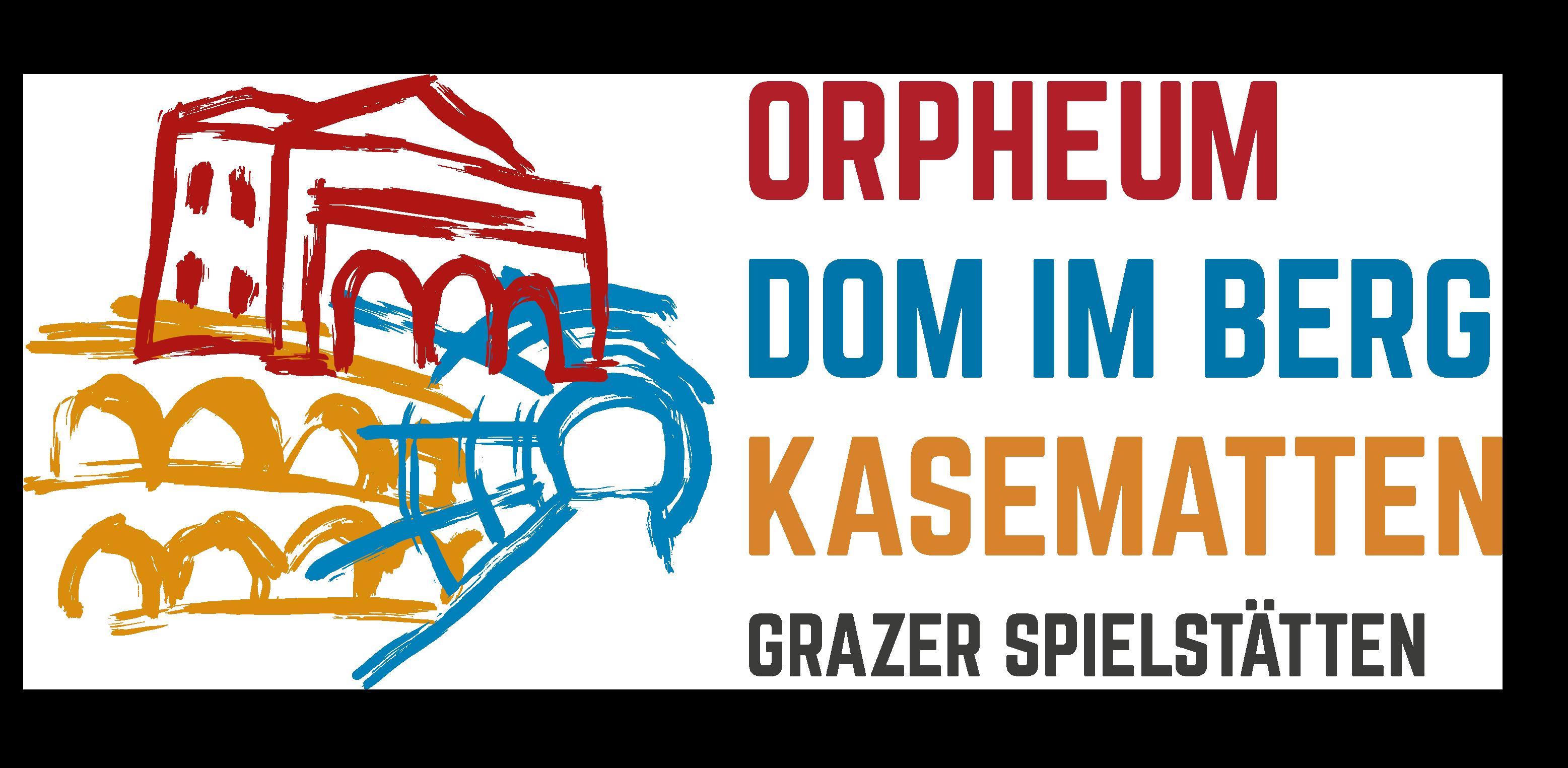 Spielstätten Graz Logo